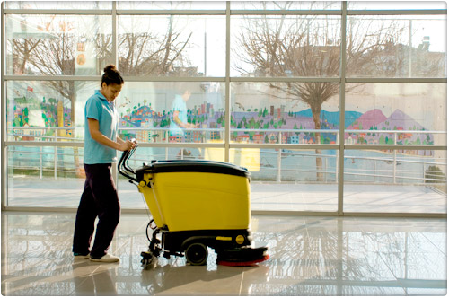 limpieza y mantenimiento de suelos con limpiezas dynamic en markina xemein